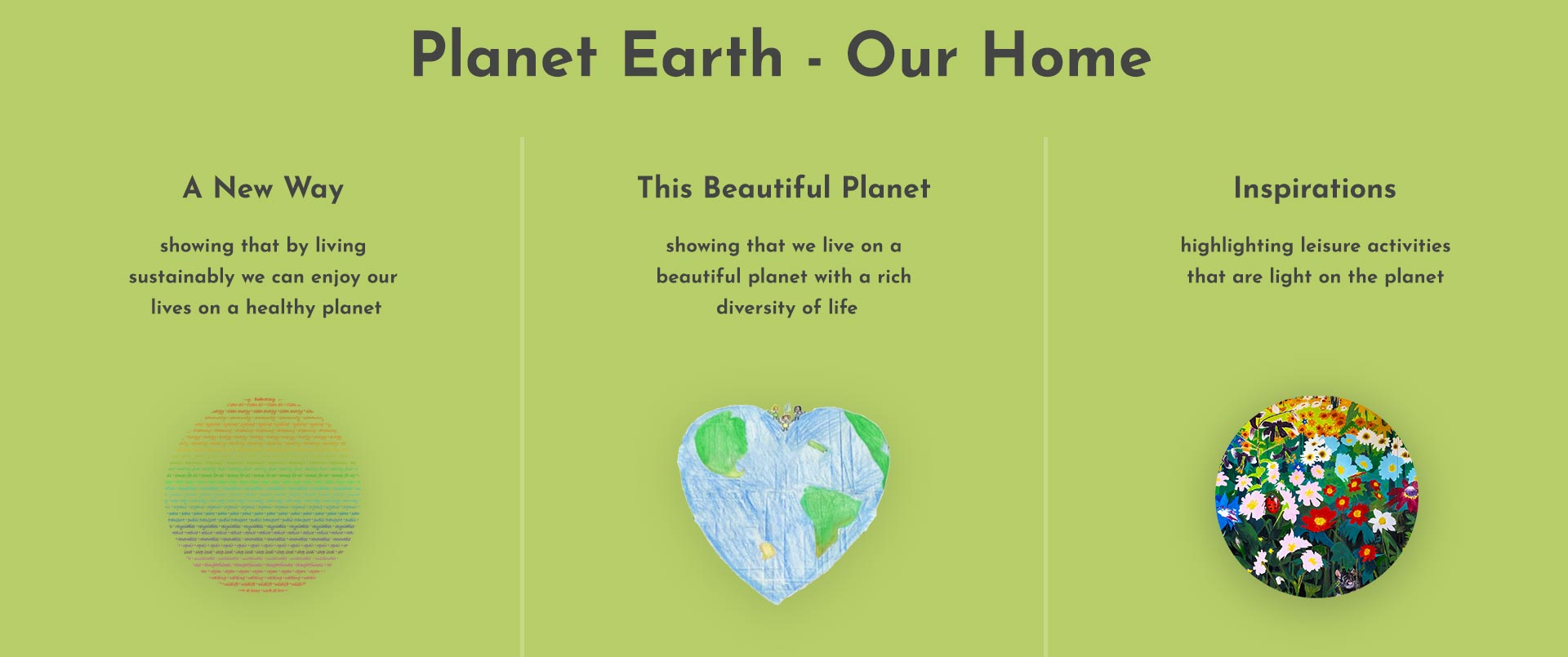 Planet Earth - Our Home